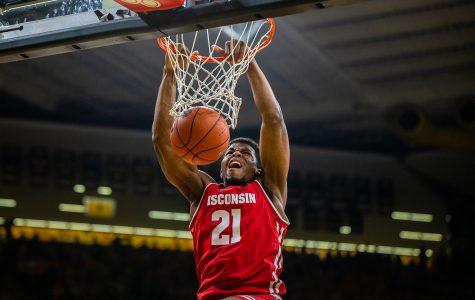 Photos: Basketball vs. Wisconsin