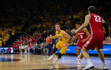 Numbers say Connor McCaffery is Iowa's best facilitator