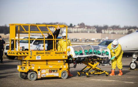 Photos: UIHC Emergency Response (12/11/18)