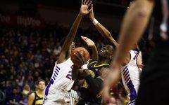 Photos: Iowa men's basketball vs. UNI in the Hyvee Classic