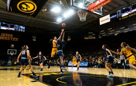Hawkeye women focus on shutting down Cyclone Carleton