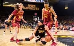 Photos: Women's Basketball vs. Iowa State (12/5/18)