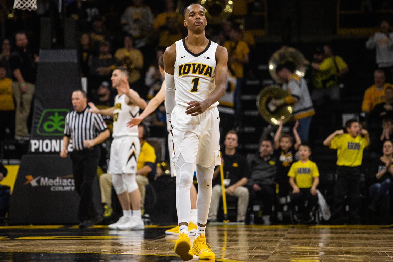 innovative design 75c8b 3be3d Photos: Iowa men's basketball vs. Bryant Univeristy – The ...