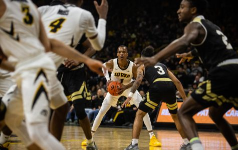 Photos: Iowa men's basketball vs. Bryant Univeristy