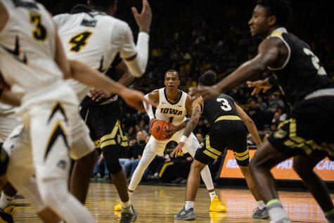 Photos: Iowa Basketball hosts Nebraska (1/6/19)