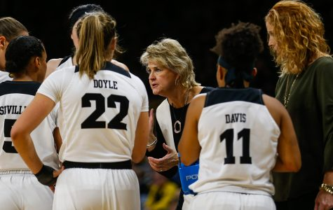 By the numbers: Hawkeye women's basketball