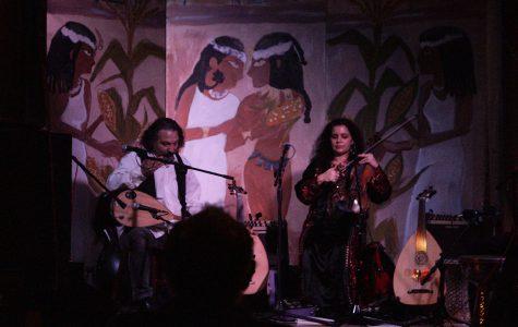 Raqsat Salaam gives warm performance of peace