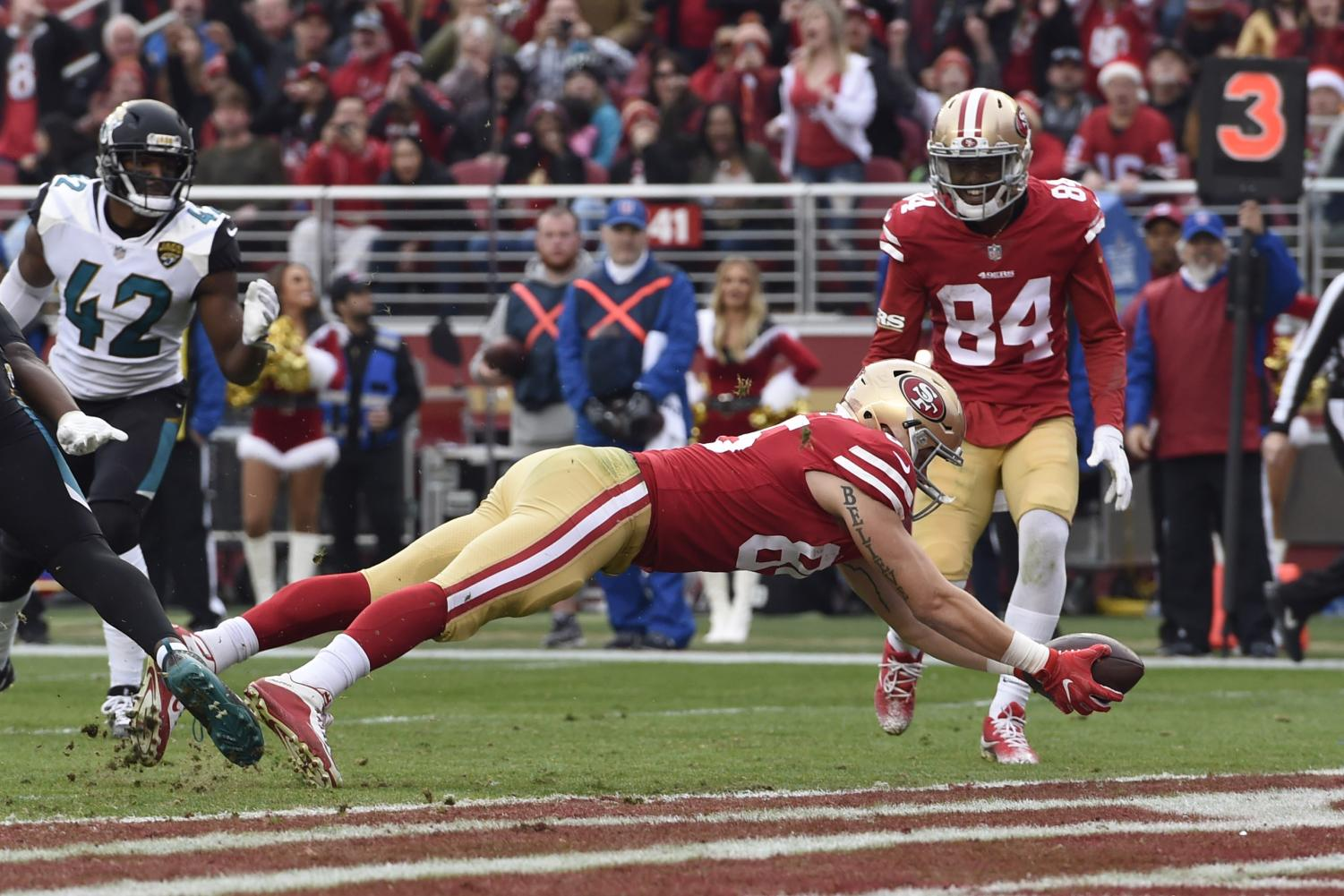 Good and bad from 49ers victory over Broncos