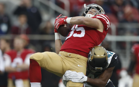 Former Hawkeye Kittle breaks NFL, 49ers records in season finale