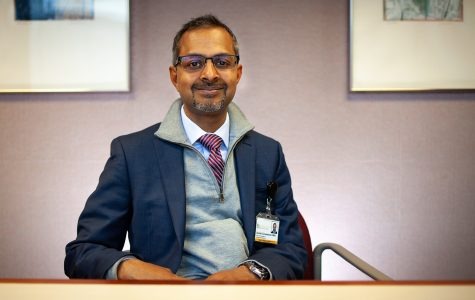 New UIHC CEO addresses achievements, issues for hospital