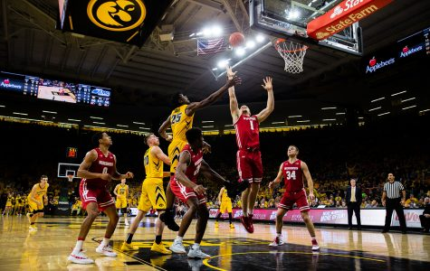 Iowa men's basketball looks to move on after first loss