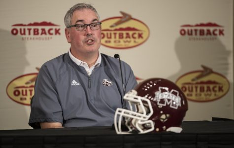Joe Moorhead talks familiarity with Iowa