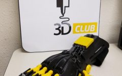 UI students design 3D printed prosthetics for kids in need