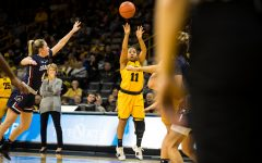 Iowa women drop heartbreaker to Indiana
