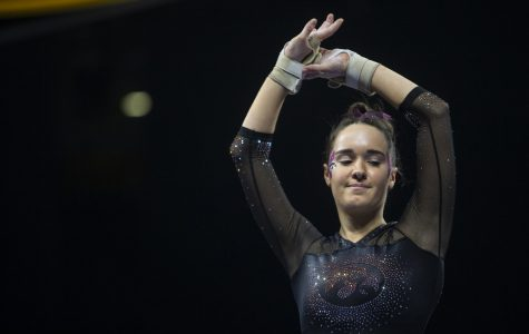 Photos: Women's gymnastics vs. Minnesota (1/19/19)