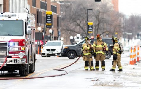 Fire at construction site resolved, no injuries resulted