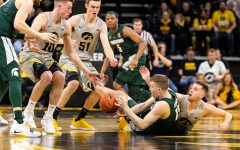 Photos: Iowa Men's Basketball v. Michigan State (1/24/2019)