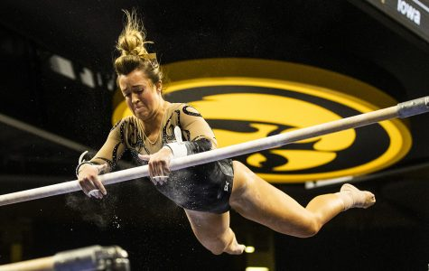 Photos: Women's Gymnastics vs. SEMO (1/11/19)