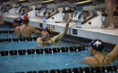 Women's swimming and diving tested at Big Ten Championships