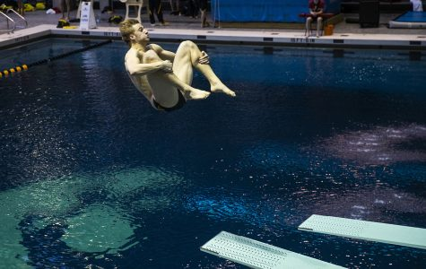 Hawkeye divers continue solid stretch