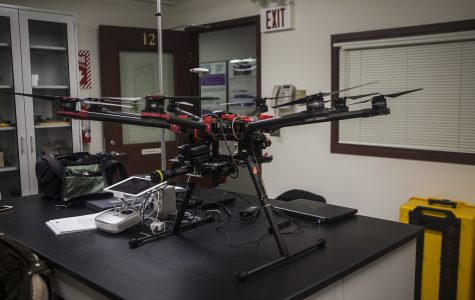 UI researchers use drone cameras to map harmful algae in Iowa