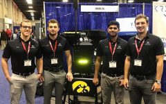 UI grads invent first autonomous training device for football receivers