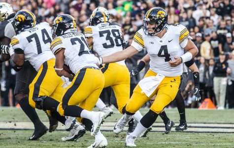Point-counterpoint: Debating the over/unders of Iowa football