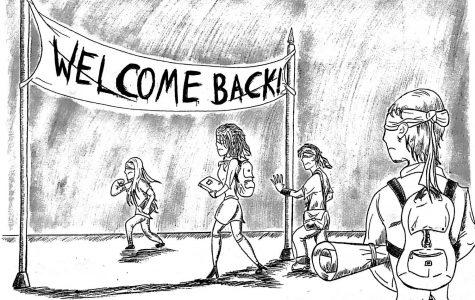 Cartoon: Don't look! You'll see your U-bill.
