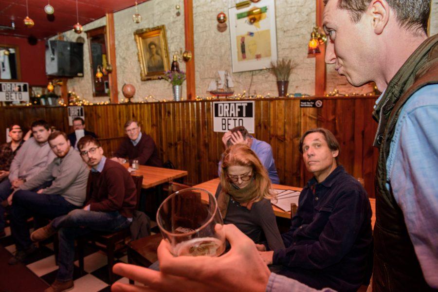 Photos: Draft Beto group seeks to organize Iowans