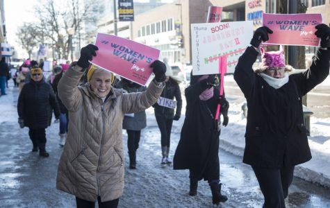 Photos: 2019 Women's March 01/19/19