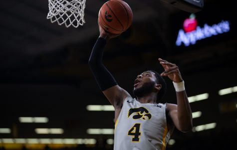 Photos: Iowa Basketball hosts Nebraska (1/6/19)