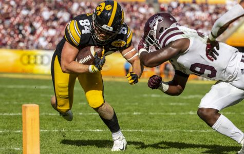 Undrafted Hawkeyes fighting for NFL spot