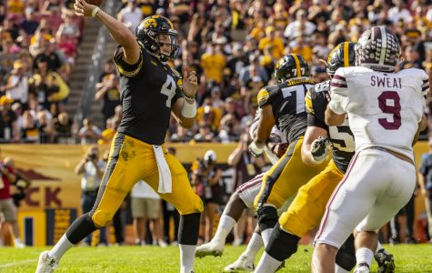 Stanley continues chase for Long's Hawkeye history