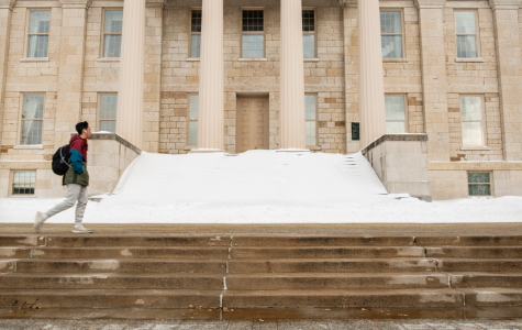 UI cancels nearly 48 hours of classes for weather, online courses to continue as scheduled