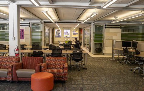 In Their Own Words: Underrated study spots on campus