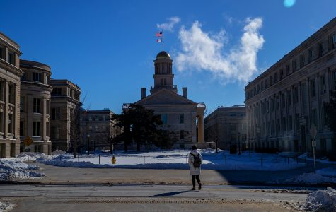 Photos: Polar gales hit Iowa City