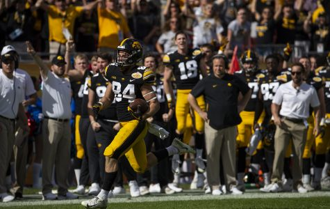 Halftime reactions – Iowa vs. Mississippi State