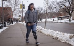UI student creates prosthetic limb covers