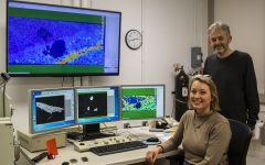 Science rocks: UI geologists work to uncover the secrets of a 6,000-square mile underground rock formation