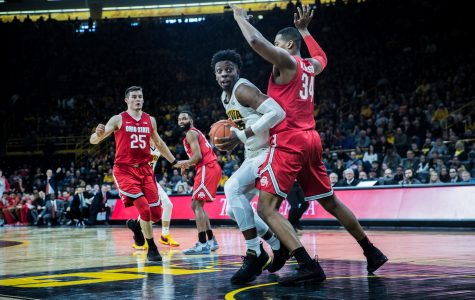 Photos: Men's Basketball vs. Ohio State (1/12/2019)