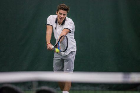 Hawkeye tennis hits road for last fall tournaments