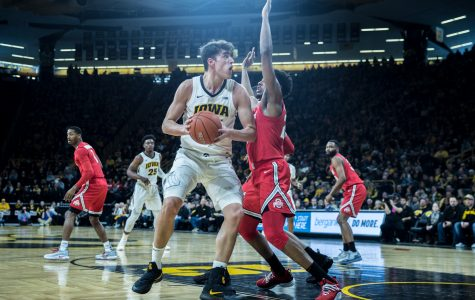 Iowa basketball upsets No. 12 Ohio State with defense and second-half offense