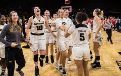 Iowa women looking for revenge against Purdue