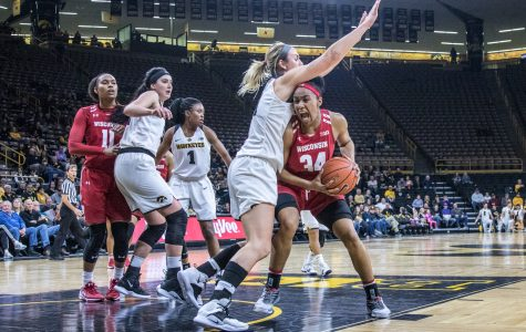 Photos: Women's Basketball vs. Wisconsin (1/7/2019)