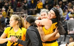 Hawkeye women get revenge on Spartans in Carver