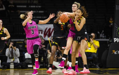 Photos: Women's Basketball vs. Maryland (2/17/19)