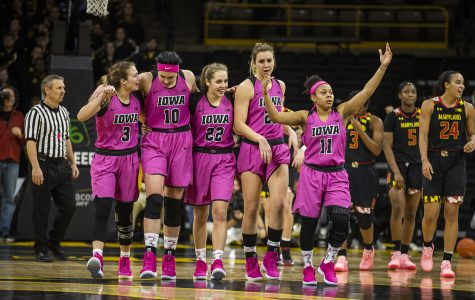 Numbers bode well for Iowa women's basketball