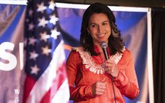 Photos: U.S. Rep. Tulsi Gabbard visits Iowa City (2/21/19)