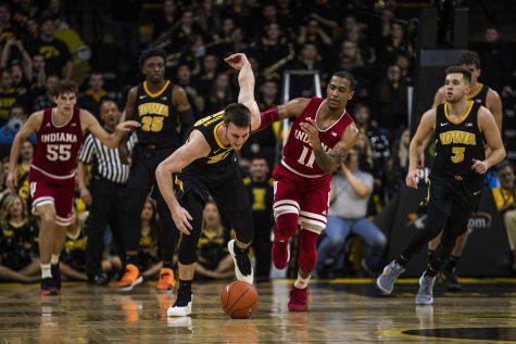 Photos: Men's Basketball vs. Indiana (2/22/19)