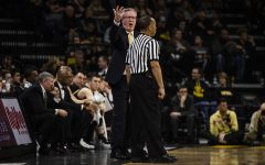 Fran McCaffery suspended for two games